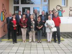 Setkání 60 tiletých jubilantů 27.9.2014