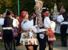 Slovácké hody s právem 18.-19.10.2014