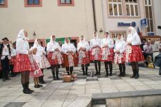 Slavnosti vína Uherské Hradiště 12.9.2015