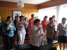 Setkání 60 tiletých jubilantů - 3.10.2015