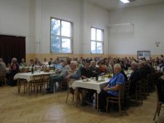 Setkání seniorů - 7.11.2015