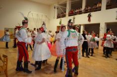 XXI. Krojový ples 23.1.2016