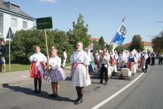 Slavnosti vína Uherské Hradiště - 9.9.2017