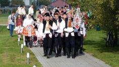Slovácké hody s právem 14.10.-15.10.2017