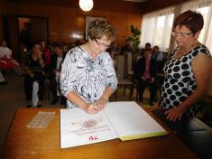 Setkání 70 tiletých jubilantů - 28.10.2017