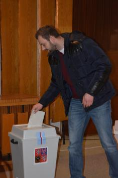 Volby - prezident ČR