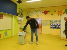 Volby do Zatustupilestva obce - 5. a  6.10.2018