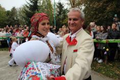 Slovácké hody s právem 20. a 21.10.2018