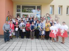 Setkání 70 tiletých jubilantů - 25.5.2019