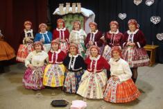 Zpívání ženských sborů Moravská Nová Ves