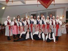 Ostatková zábava Sazovice