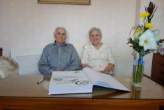 Diamantová svatba manželé Bartošíkovi - 23.4.2020