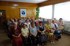 Setkání 70 tiletých jubilantů 5.9.2020