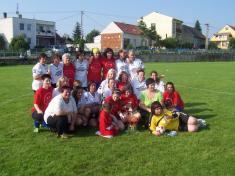 Fotbalový turnaj o pohár starosty obce
