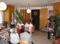 Setkání 50 tiletých jubilantů