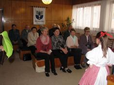 Setkání 70 tiletých jubilantů - 17.5.2014