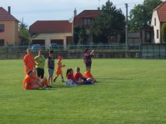 Pouliční turnaj o pohár starosty Nedakonic