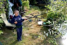 Rybářské závody 26.7-27.7.2014